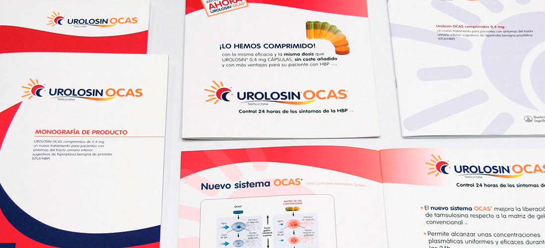 Materiales marketing